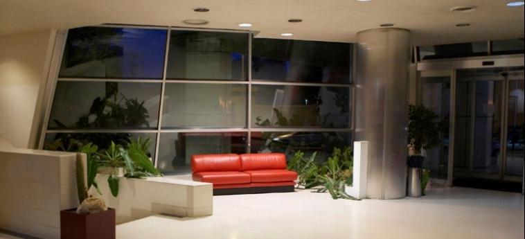 Crystal Hotel: Lobby TRAPANI