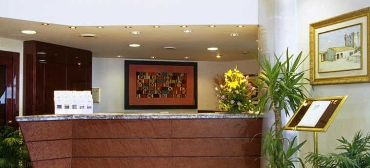 Crystal Hotel: Reception TRAPANI