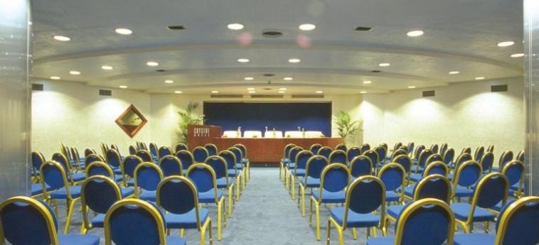 Crystal Hotel: Sala de conferencias TRAPANI