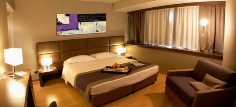 Crystal Hotel: Doppelzimmer TRAPANI