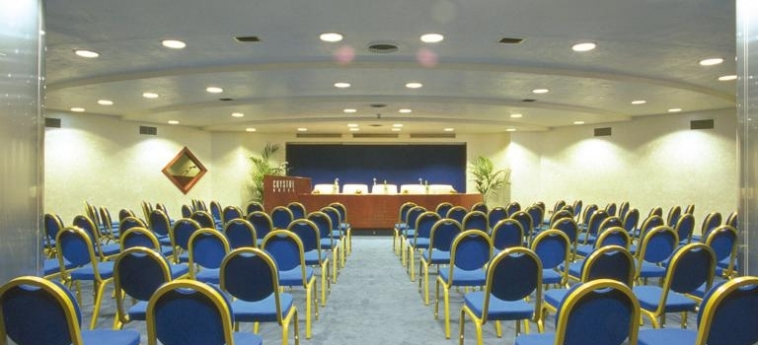 Crystal Hotel: Konferenzraum TRAPANI