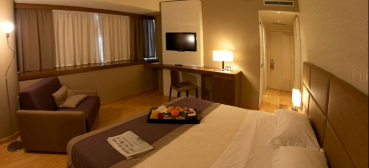 Crystal Hotel: Bedroom TRAPANI