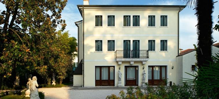 Villa Pace Park Hotel Bolognese: Esterno TREVISO