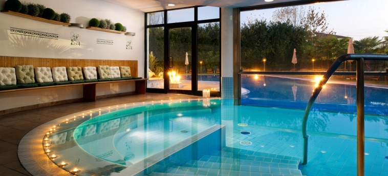 Villa Pace Park Hotel Bolognese: Piscina Coperta TREVISO