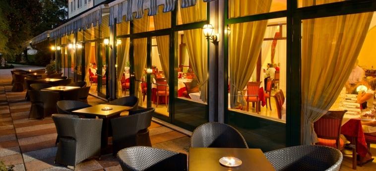 Villa Pace Park Hotel Bolognese: Ristorante Esterno TREVISO