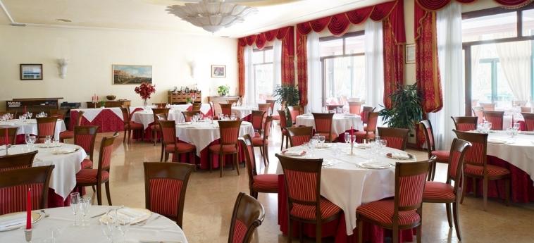 Villa Pace Park Hotel Bolognese: Ristorante TREVISO