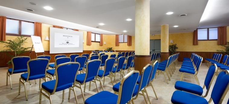 Villa Pace Park Hotel Bolognese: Sala Riunioni TREVISO