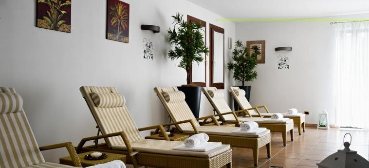 Villa Pace Park Hotel Bolognese: Spa TREVISO
