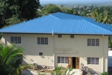 Vupoint Guest House: Jardin TRINIDAD AND TOBAGO