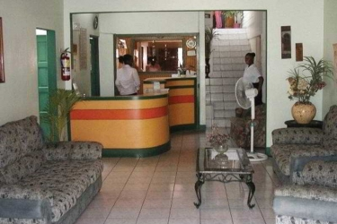 Moniques Guest House: Lobby TRINIDAD AND TOBAGO