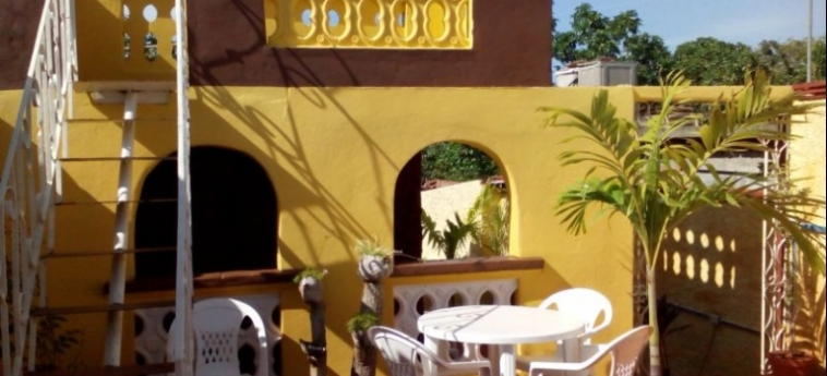 Hotel Hostal Trinidad Maria Guadalupe: Extérieur TRINIDAD