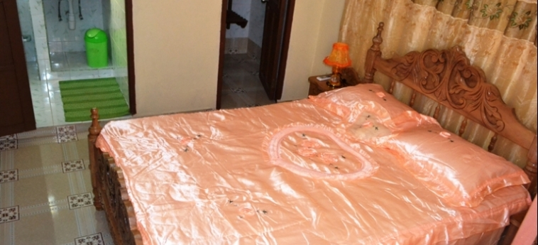 Hotel Hostal Trinidad Maria Guadalupe: Schlafzimmer TRINIDAD