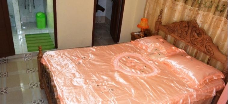 Hotel Hostal Trinidad Maria Guadalupe: Bedroom TRINIDAD