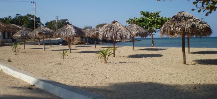 Hotel Hostal Cuba: Détente TRINIDAD