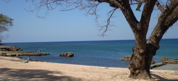 Hotel Hostal Cuba: Mer TRINIDAD