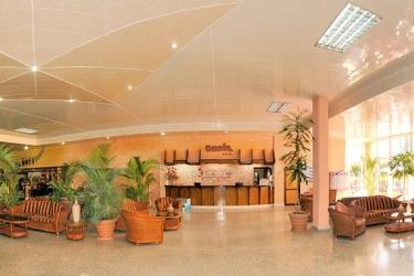 Hotel Club Amigo Ancón: Lobby TRINIDAD