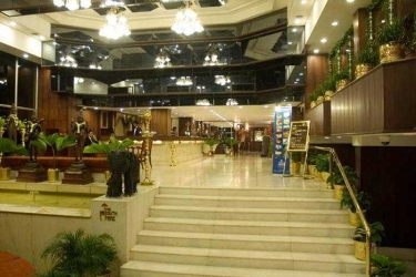 Hotel Fortune South Park: Lobby TRIVANDRUM