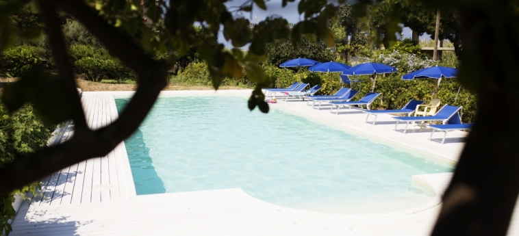 Hotel B&b Il Cavaliere: Piscina TROPEA - VIBO VALENTIA