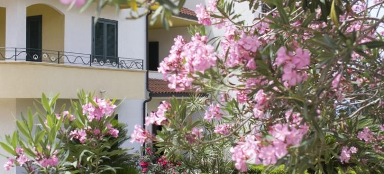 Hotel B&b Il Cavaliere: Extérieur TROPEA - VIBO VALENTIA