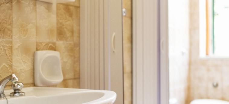 Hotel B&b Il Cavaliere: Bathroom TROPEA - VIBO VALENTIA