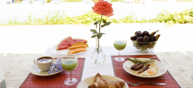 Hotel B&b Il Cavaliere: Breakfast TROPEA - VIBO VALENTIA