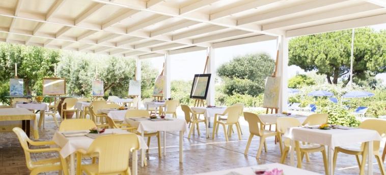 Hotel B&b Il Cavaliere: Patio TROPEA - VIBO VALENTIA