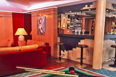 Domaine De La Foret D'Orient – Natur'Hotel Golf & Spa: Bar TROYES