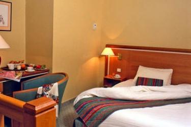Domaine De La Foret D'Orient – Natur'Hotel Golf & Spa: Chambre TROYES