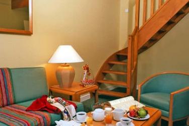 Domaine De La Foret D'Orient – Natur'Hotel Golf & Spa: Living Room TROYES