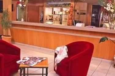 Domaine De La Foret D'Orient – Natur'Hotel Golf & Spa: Lobby TROYES