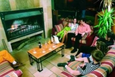 Domaine De La Foret D'Orient – Natur'Hotel Golf & Spa: Lounge Bar TROYES
