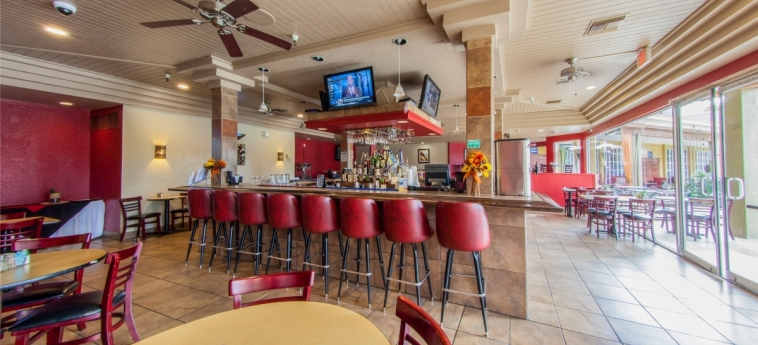 Hotel Tucson City Center: Bar TUCSON (AZ)