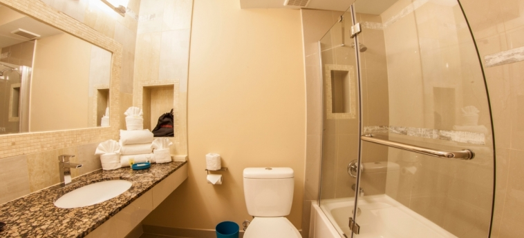 Hotel Tucson City Center: Bathroom TUCSON (AZ)