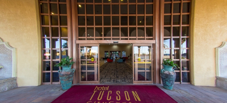 Hotel Tucson City Center: Entrance TUCSON (AZ)
