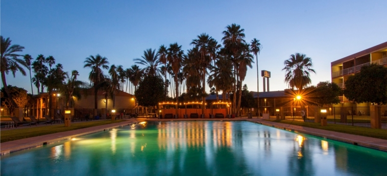 Hotel Tucson City Center: Pool TUCSON (AZ)