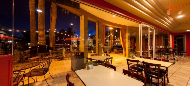 Hotel Tucson City Center: Restaurant TUCSON (AZ)