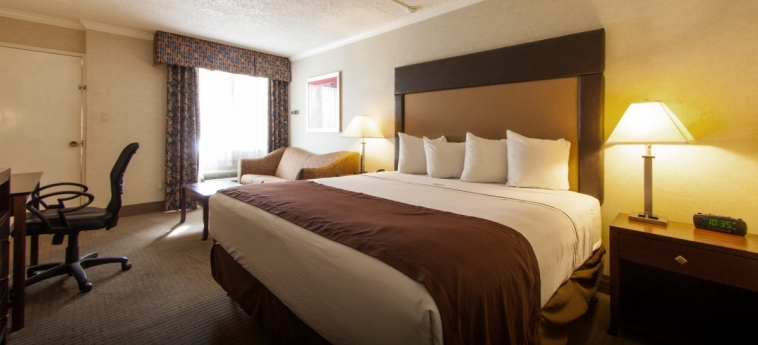 Hotel Tucson City Center: Room - Double TUCSON (AZ)