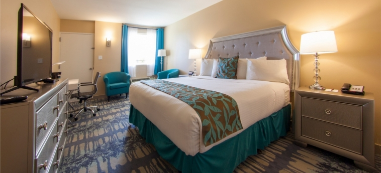 Hotel Tucson City Center: Room - Guest TUCSON (AZ)
