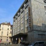 Hotel Allegroitalia Golden Palace