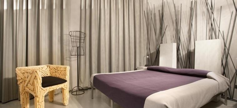 Art Hotel Boston: Deluxe Zimmer TURIN