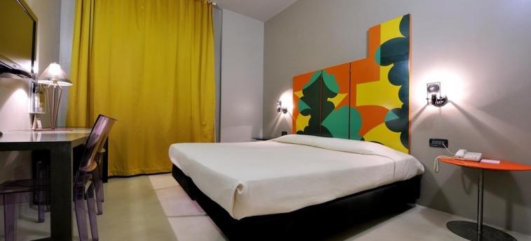 Art Hotel Boston: Doppelzimmer TURIN