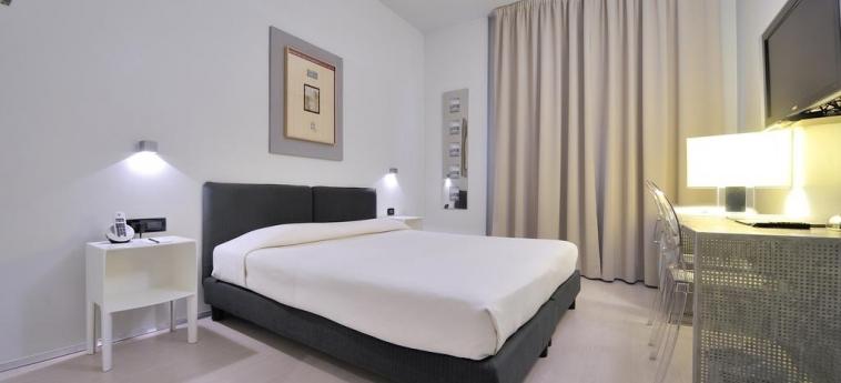 Art Hotel Boston: Schlafzimmer TURIN