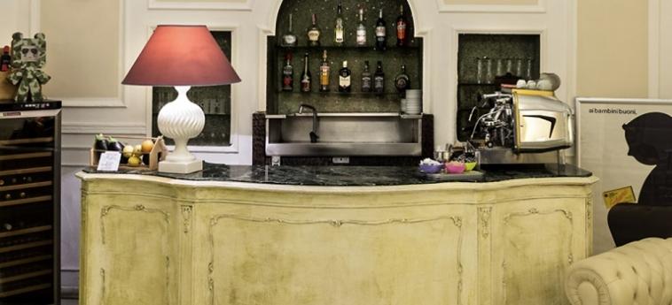 Hotel Astoria : Bar TURIN