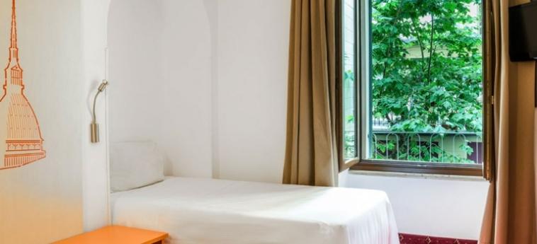 Hotel Astoria : Chambre Unique TURIN