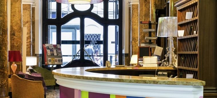 Hotel Astoria : Reception TURIN