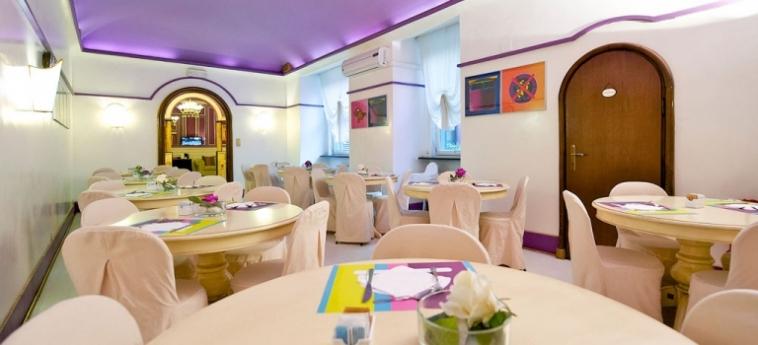 Hotel Astoria : Restaurant TURIN