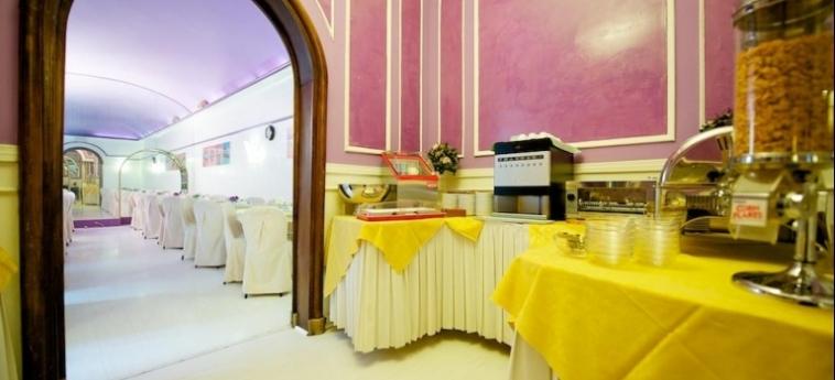 Hotel Astoria : Salle de Petit Dejeuner TURIN