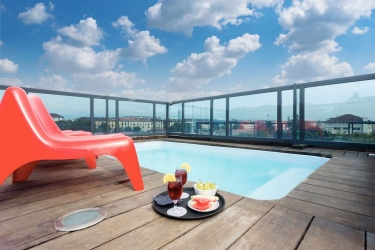 Best Western Plus Executive Hotel And Suites: Swimming Pool TURIN