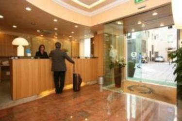 Hotel Le Petit: Réception TURIN