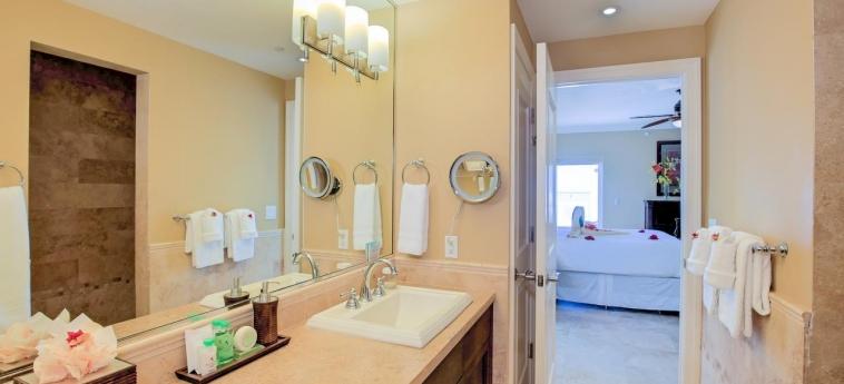 Hotel Windsong Resort: Bathroom TURKS AND CAICOS ISLANDS